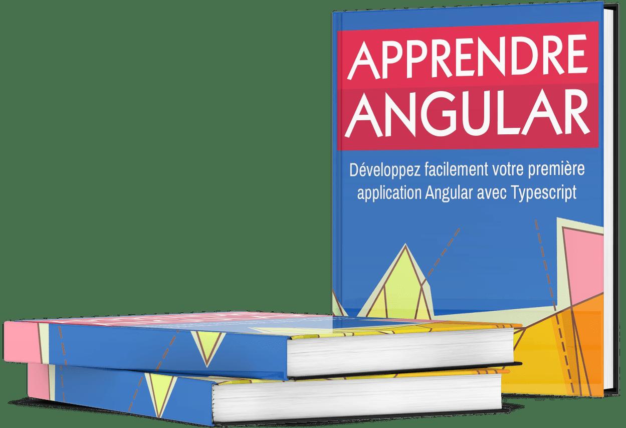 Apprendre Angular Livre